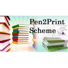 Pen2Print® Scheme of Book Publication