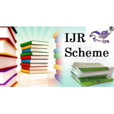 IJR® Scheme of Book Publication