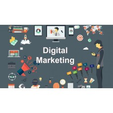 Digital Marketing of Books and Products